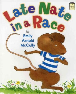 Late Nate in a Race (Paperback)