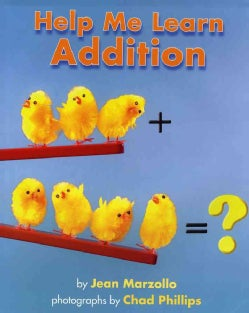 Help Me Learn Addition (Paperback)