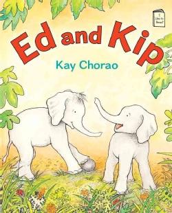 Ed and Kip (Hardcover)