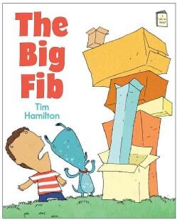 The Big Fib (Hardcover)