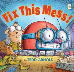 Fix This Mess! (Hardcover)