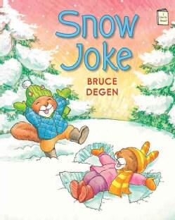 Snow Joke (Hardcover)