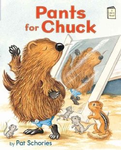Pants for Chuck (Hardcover)