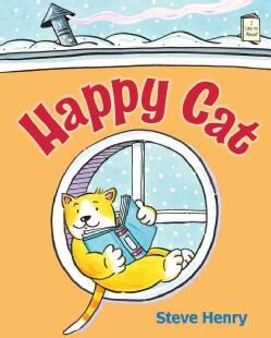 Happy Cat (Paperback)