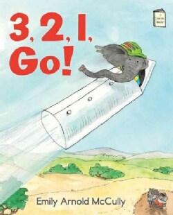 3, 2, 1, Go! (Hardcover)
