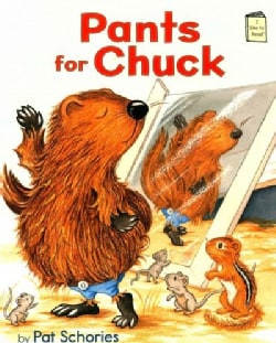 Pants for Chuck (Paperback)