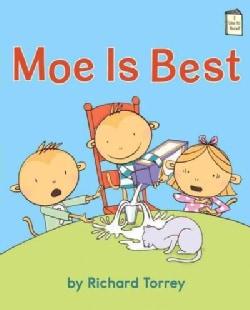 Moe Is Best (Paperback)