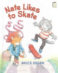 Nate Likes to Skate (Hardcover)