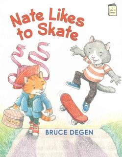 Nate Likes to Skate (Paperback)