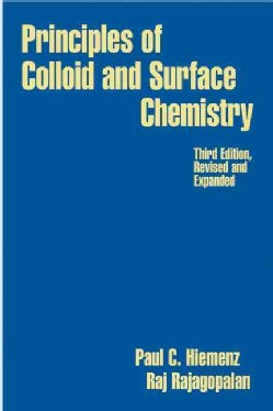 Principles of Colloid and Surface Chemistry (Hardcover)