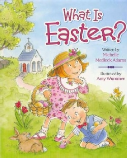 What Is Easter? (Board book)