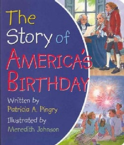 The Story of America's Birthday (Board book)