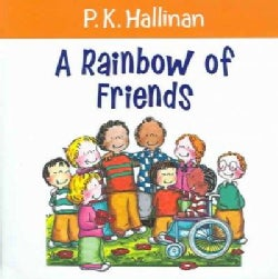 A Rainbow of Friends (Paperback)