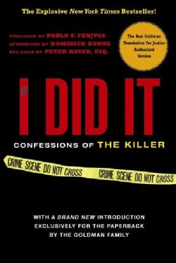 If I Did It: Confessions of the Killer (Paperback)