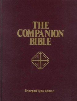 The Companion Bible: Enlarged (Hardcover)