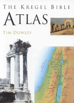The Kregel Bible Atlas (Hardcover)