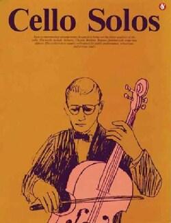 Cello Solos: With Cello Part (Paperback)