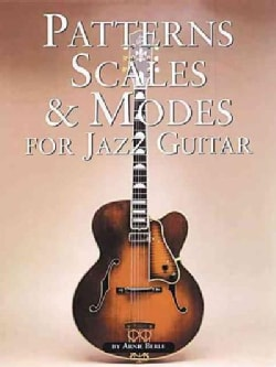 Patterns, Scales and Modes for Jazz Guitar (Paperback)