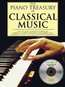 The Piano Treasury of Classical Music