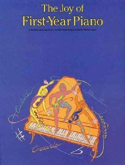 The Joy of First Year of Piano (Paperback)