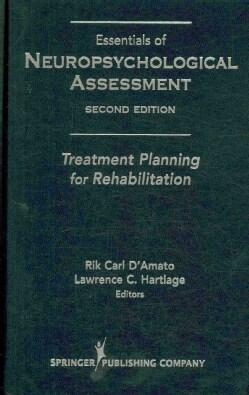 Essentials of Neuropsychological Assessment (Hardcover)