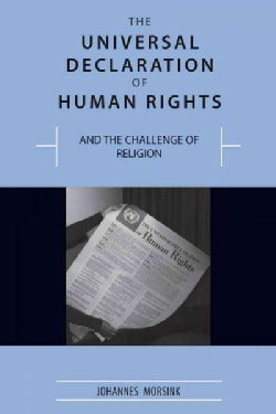 The Universal Declaration of Human Rights and the Challenge of Religion (Hardcover)