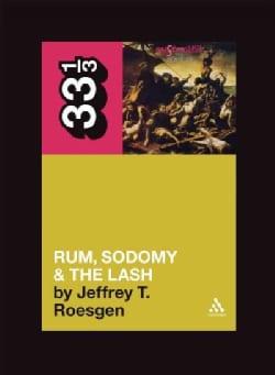 Rum, Sodomy & the Lash (Paperback)