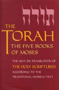 The Torah: The 5 Books of Moses (Paperback)