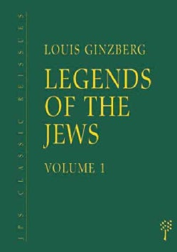 Legends of the Jews (Hardcover)