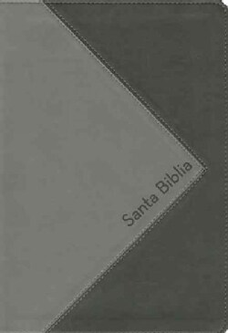 Holy Bible: RVR 1960, Italian Duo-Tons, Gris/Gray Biblia de referencia Thompson (Paperback)