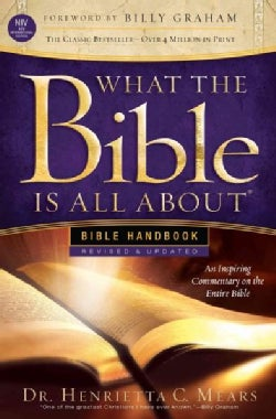 What the Bible Is All About Handbook: Niv Edition (Paperback)