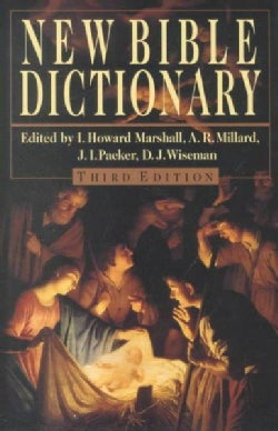 New Bible Dictionary (Hardcover)