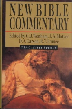 New Bible Commentary: 21st Century Edition (Hardcover)
