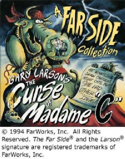 """Gary Larson's the Curse of Madame """"C"""": A Far Side Collection (Paperback)"""