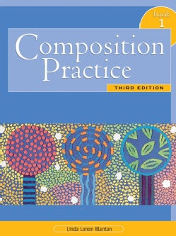 Composition Practice Book 1: A Text for English Language Learners (Paperback)