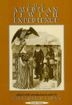 The American Jewish Experience (Paperback)