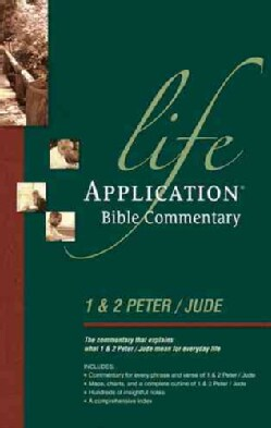 1 Peter 2 Peter Jude (Paperback)