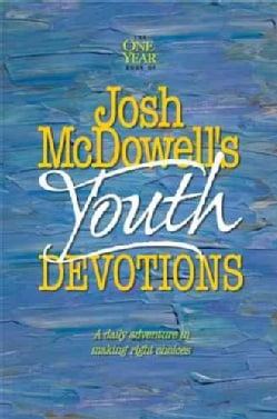 Josh McDowell's One Year Book of Youth Devotions (Paperback)