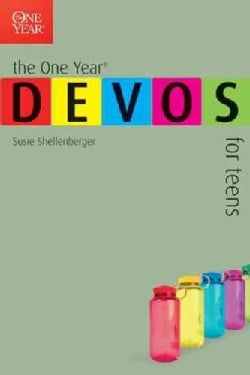The One Year Devotions for Teens (Paperback)