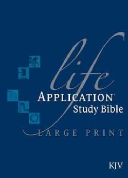 Life Application Study Bible: King James Version (Hardcover)