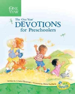 One Year Book of Devotions for Preschoolers (Hardcover)