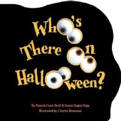Who's There on Halloween? (Board book)