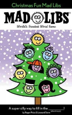 Christmas Fun Mad Libs (Paperback)