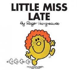 Little Miss Late (Paperback)