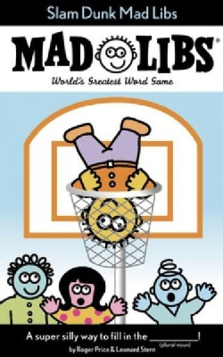 Slam Dunk Mad Libs (Paperback)