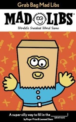 Grab Bag! Mad Libs (Paperback)