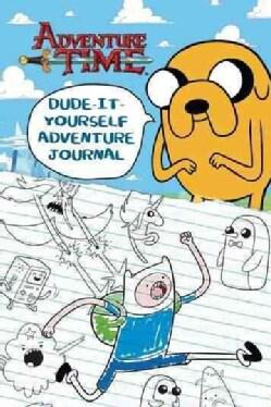 Dude-it-yourself Adventure Journal (Hardcover)