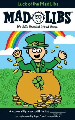 Luck of the Mad Libs (Paperback)