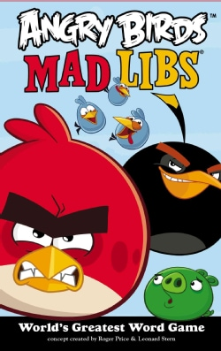 Angry Birds Mad Libs (Paperback)
