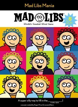 Mad Libs Mania (Paperback)